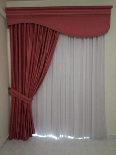 Curtain Veronica Cascun